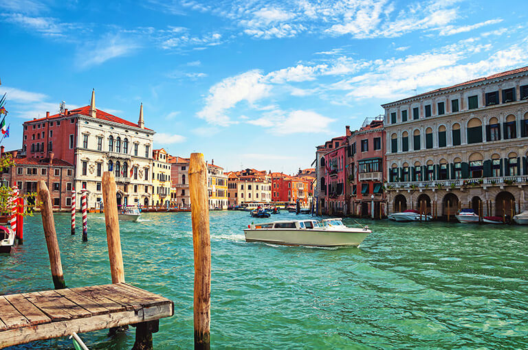 A luxury five star hotel stay on the Grand Canal The Palazzo Venart Noble Experience in Venice