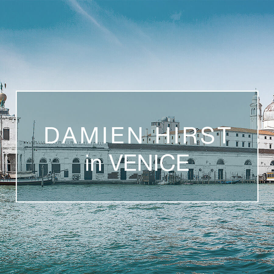 Damien Hirst In Venice: Culture Lover's Package