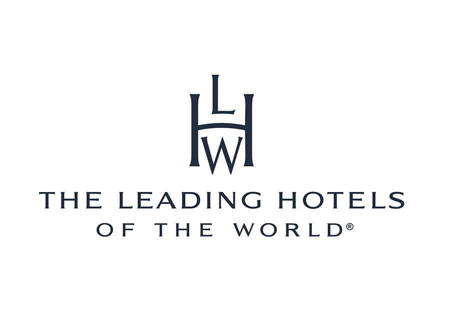 Leading hotels logo for Leading small hotels