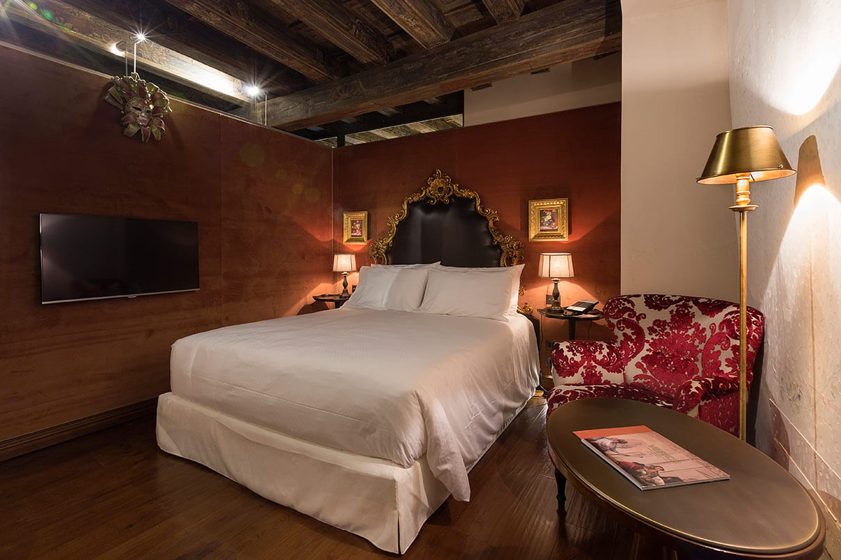 Rooms: 5 Star Accommodation At Grand Canal, Venice