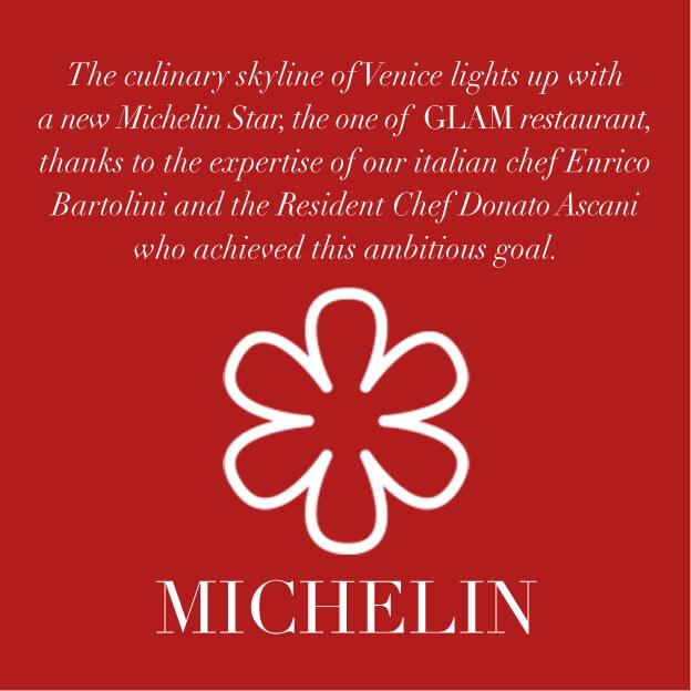 Palazzo venart Michelin Star