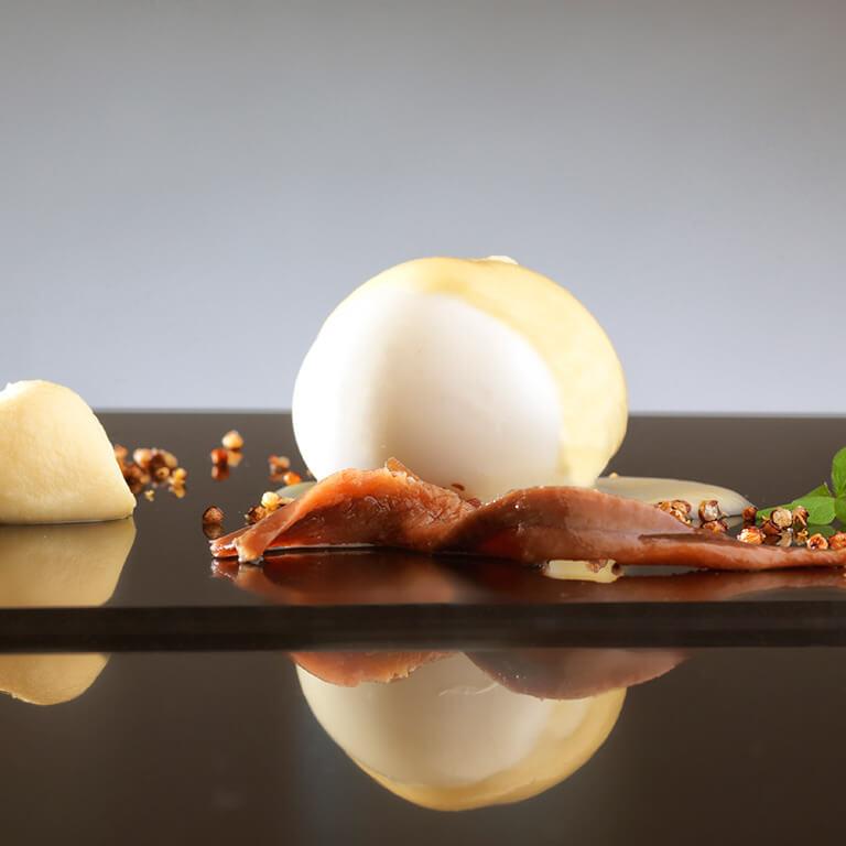 Restaurant GLAM in Palazzo Venart Luxury Hotel Venice, Italy Enrico-Bartolini