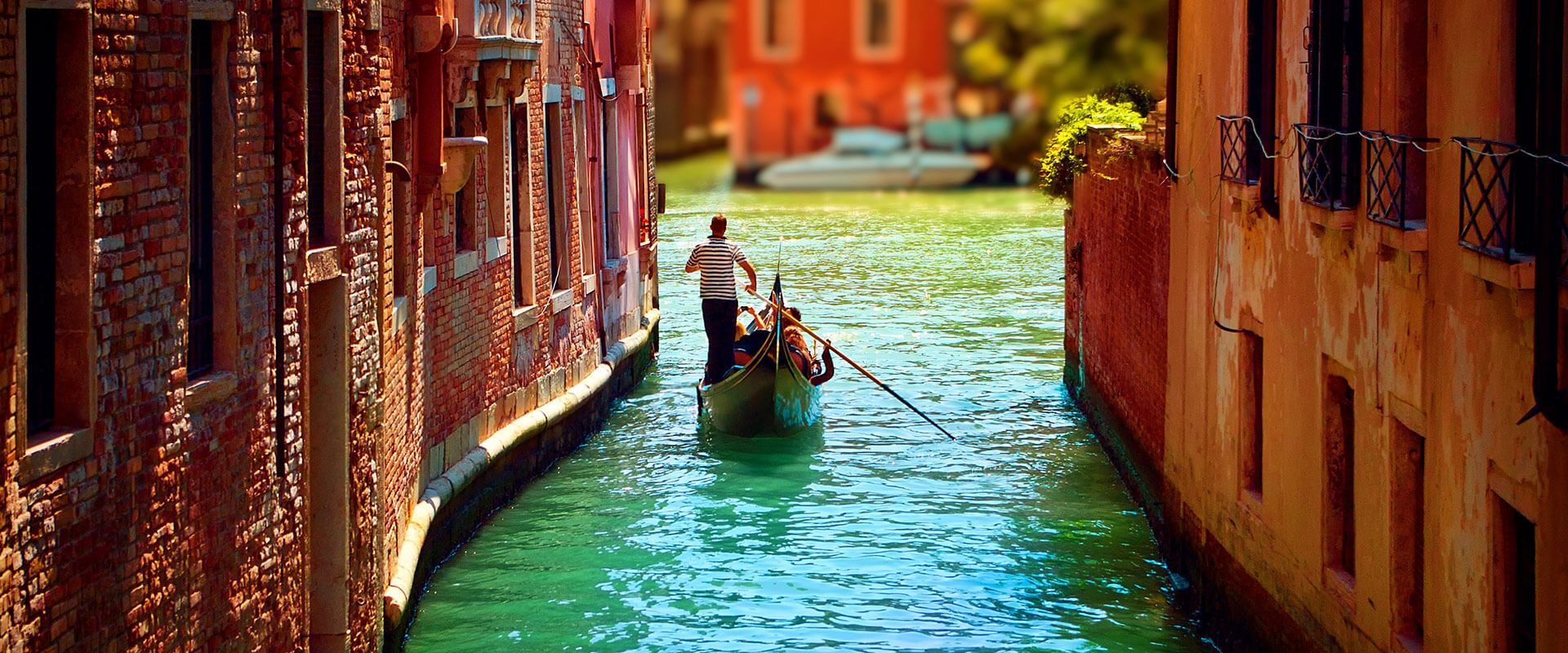 Romantic Getaway and Grand Canal Tour in Venice.