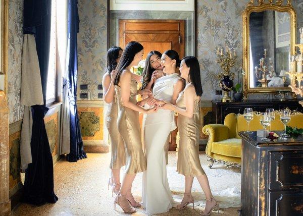 Palazzo Venart - Wedding in Venice
